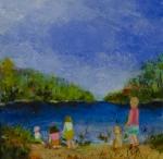 Été, Renée Allard,10×10 WP