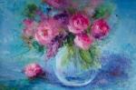 Bouquet tendresse, Renée Allard, 16 x24WP
